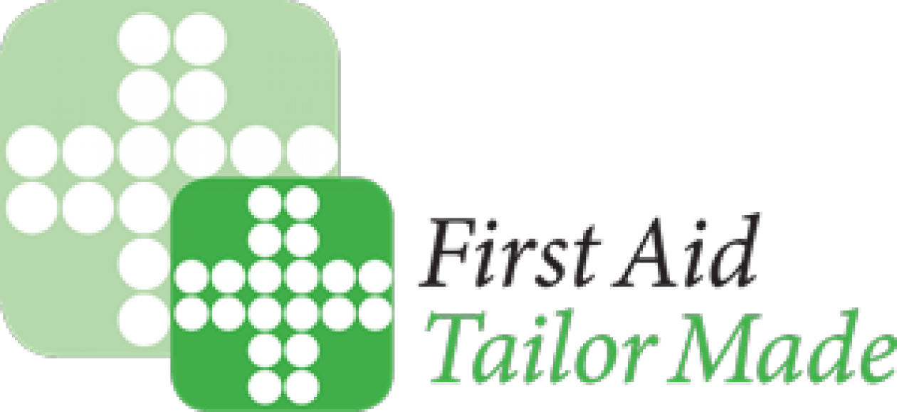 First Aid Tailor Made Logo